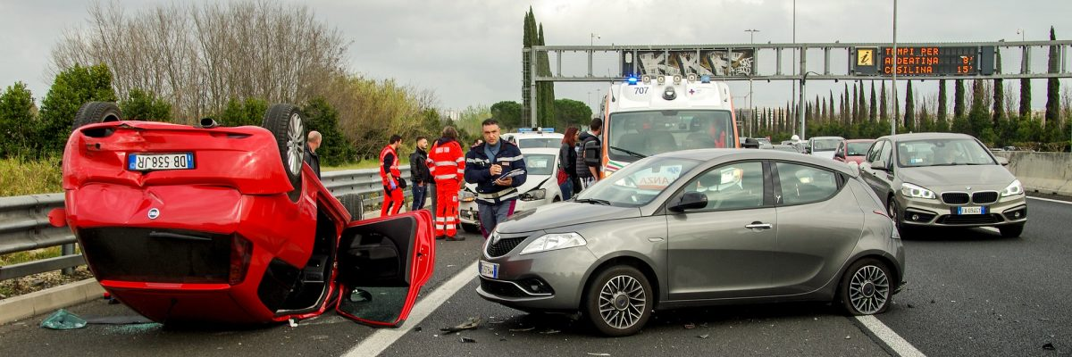 Cosa Fare In Caso Di Incidente Stradale: 5 Regole D' Oro Da Seguire